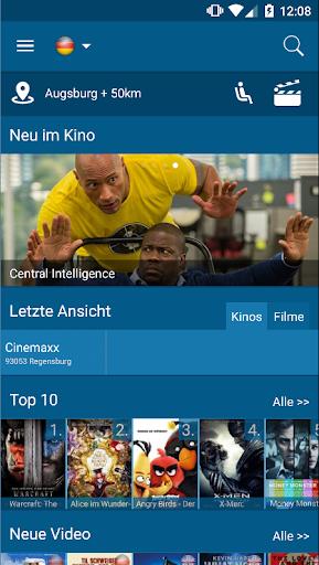 AbInsKino: Kinoprogramm mit Spielfilme TV Programm  screenshots 1