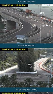 CHECKPOINT.SG Traffic Camera - screenshot