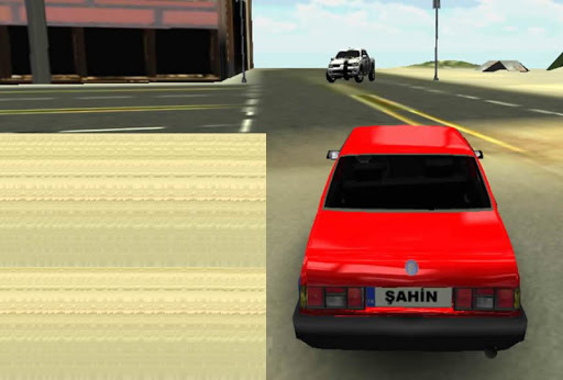 Sahin Car Drive Simulator 3D