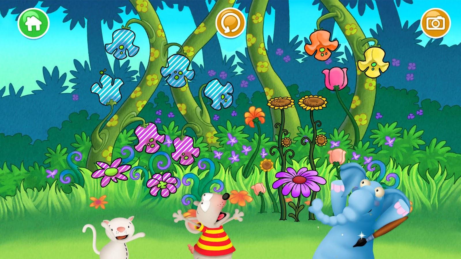 Toopy and Binoo- screenshot