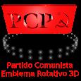 Partido Comunista Logotipo 3D