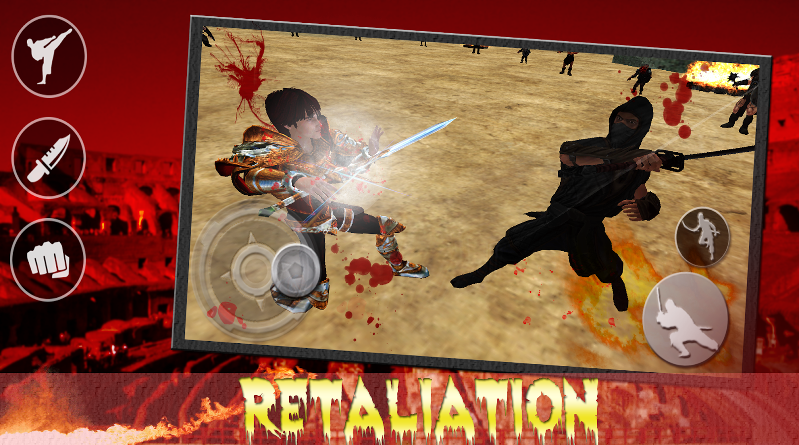 Samurai Warrior Assassin 2015- screenshot