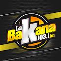 La Bakana 103.1 icon