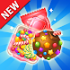 New Sweet Candy Story 2020 : Puzzle Master - Androidアプリ