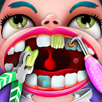 Dentist Surgery Teeth Doctor Er Emergency Hospital Icon