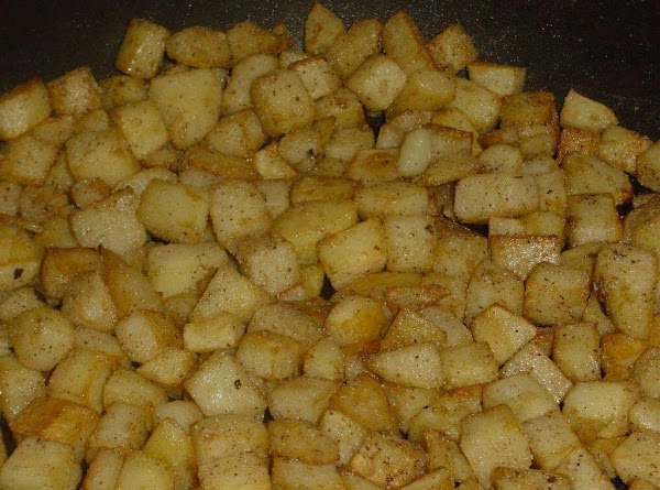 Cover potato cubes with  water and boil for 8 minutes to al dente-...