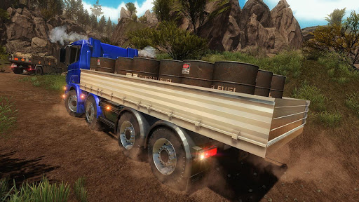 Offroad Truck Construction Transport 1.7 screenshots 2