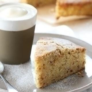 Hazelnut Torte.