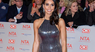 Christine Lampard had crush on Eamonn Holmes