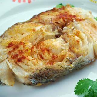 Cod Steak Recipes.