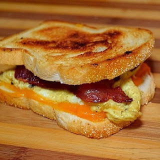 Ultimate Breakfast Sandwich Recipe - Women, This is What Your Man Wants