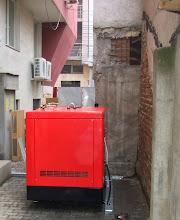 Photo: Generator Yanmar 45 kva, Printec Group, Bucuresti