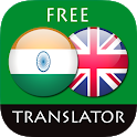 Hindi - English Translator icon