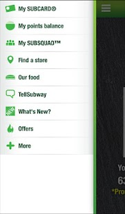 SUBWAY® SUBCARD® UK & Ireland- screenshot thumbnail