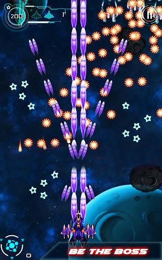 Galaxy Under Fire: Space Shooter  screenshots 2