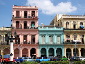 Photo: Havana - Agramonte street