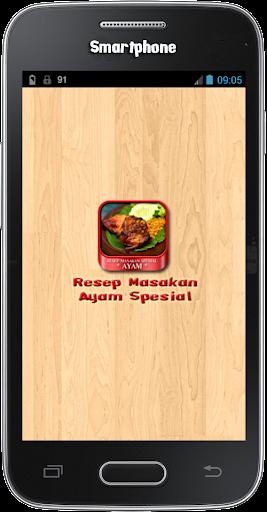 Resep Masakan Ayam Spesial