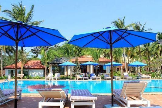 Mẫu Resort Phú Quốc khi du lịch
