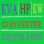 KVA Calculator & Converter 1.0