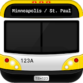 Transit Tracker - Minneapolis (Metro Transit)