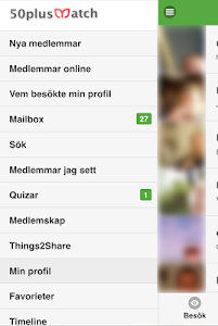 50PlusMatch.se screenshot 1