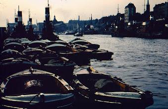 Photo: Barkassen in Hamburg