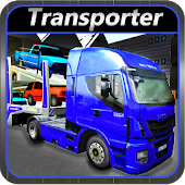 Car Transporter Parking 3D