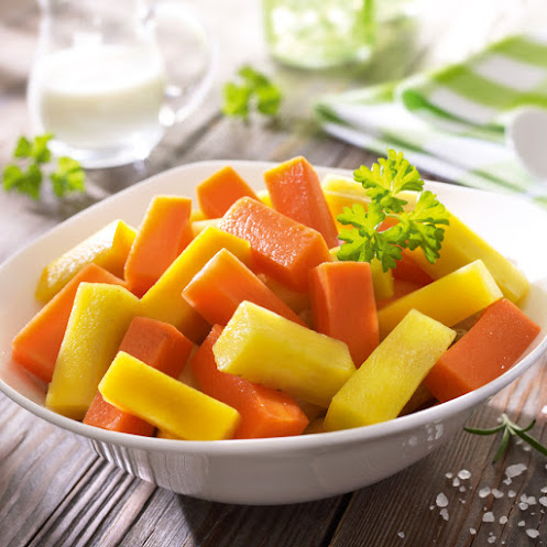Abbildung Karotten Duo Rustikal