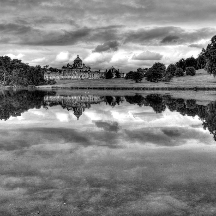 Brideshead Reflected by Keith Britton - Buildings & Architecture Other Exteriors