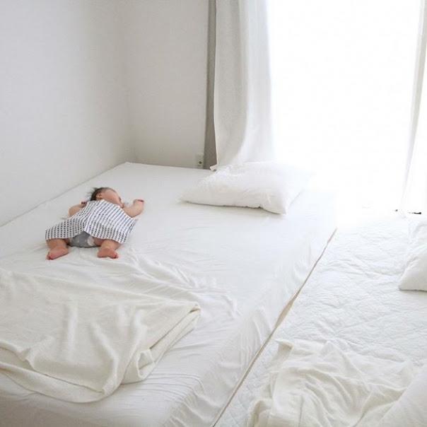 シンプルインテリアの寝室集シンプルだけれどおしゃれな部屋の作り方を