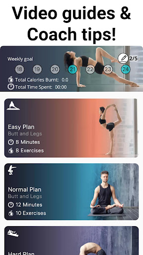 2020 Yoga For Beginners Yoga Exercises At Home Android App Download Latest