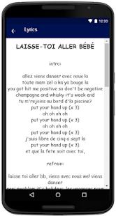 Collectif Métissé Songs Lyrics - náhled