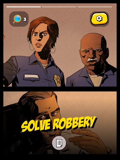 Uncrime: Crime investigation & Detective gameud83dudd0eud83dudd26 1.7.0 screenshots 10