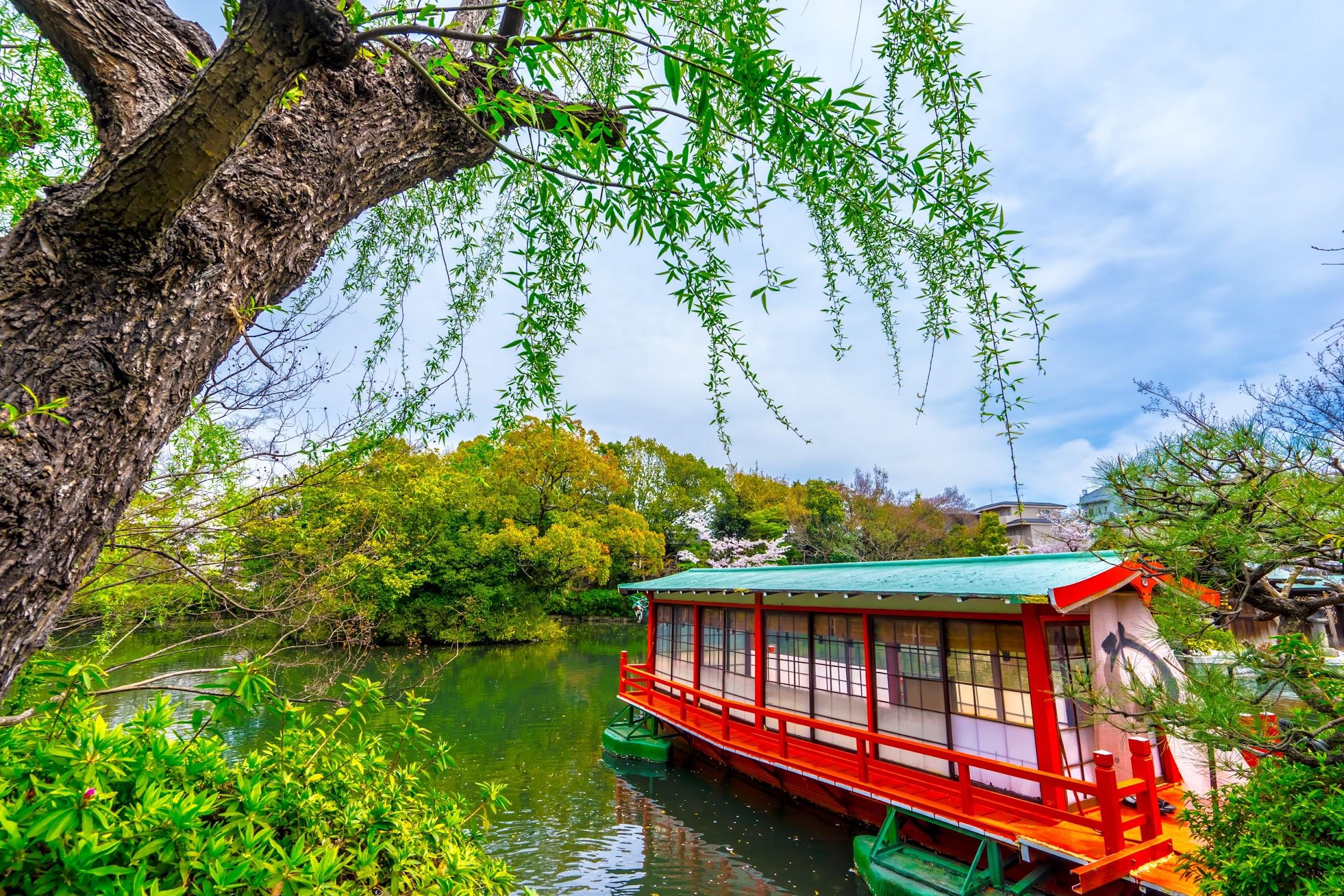 京都 神泉苑1