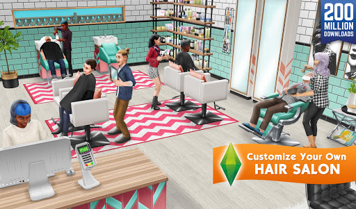 The Sims FreePlay screenshot 1