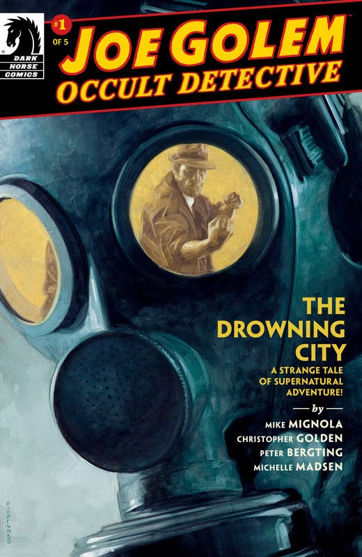 Joe Golem: Occult Detective: The Drowning City (2018) - complete