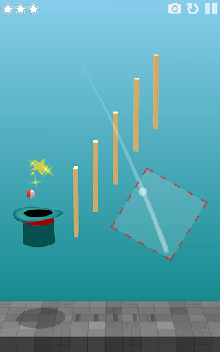 Magic Hat - a physics game for PC