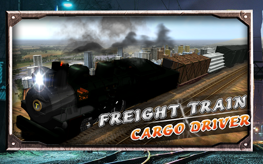 Freight Train: Cargo Driver