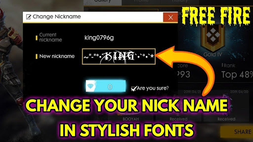 nickname generator stylish text free screenshot 3