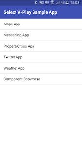 Qt 5 Showcases by V-Play Apps screenshot 0