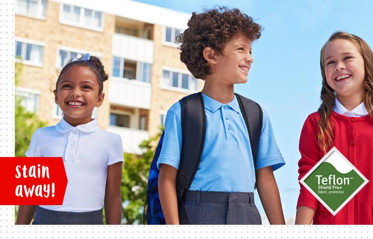 Shop back to school essentials at George.com