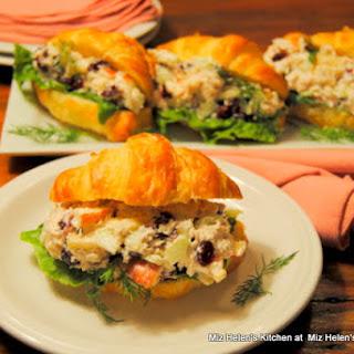 Nana's Chicken Salad Sandwich.