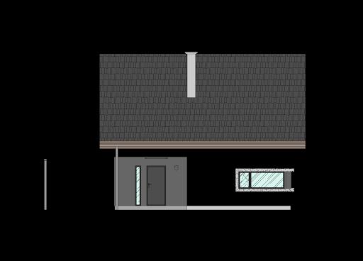 Energodom1 (oferta z budową) - Elewacja przednia