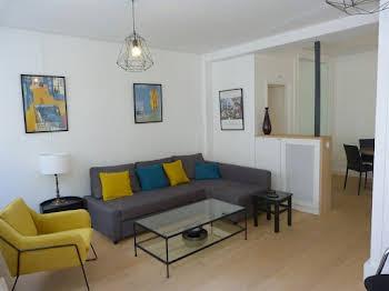 Appartement meublé 4 pièces 72,58 m2