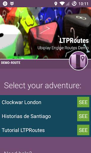 LTPRoutes