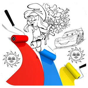 Coloring Games for PC and MAC