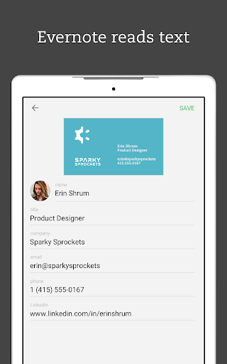 Evernote – Organizer, Planner, Notebook screenshot 17