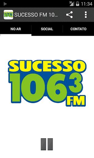 Sucesso FM Iracemápolis 106 3