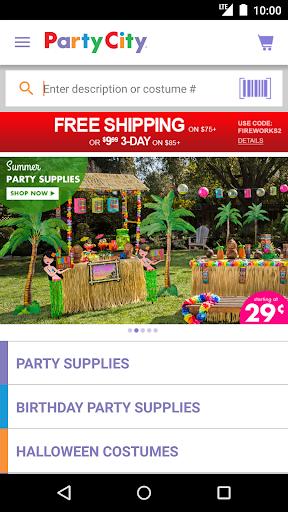 Party City Screenshot