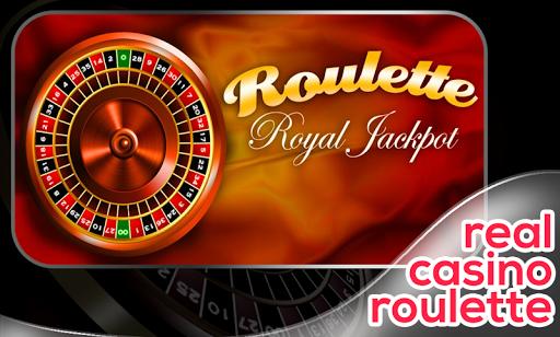 Roulette Royal Jackpot